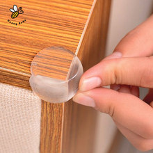 8pcs Children Protection Table Corner Baby Safety Silicone Protector Children Safety Edge & Corner Guards Protection