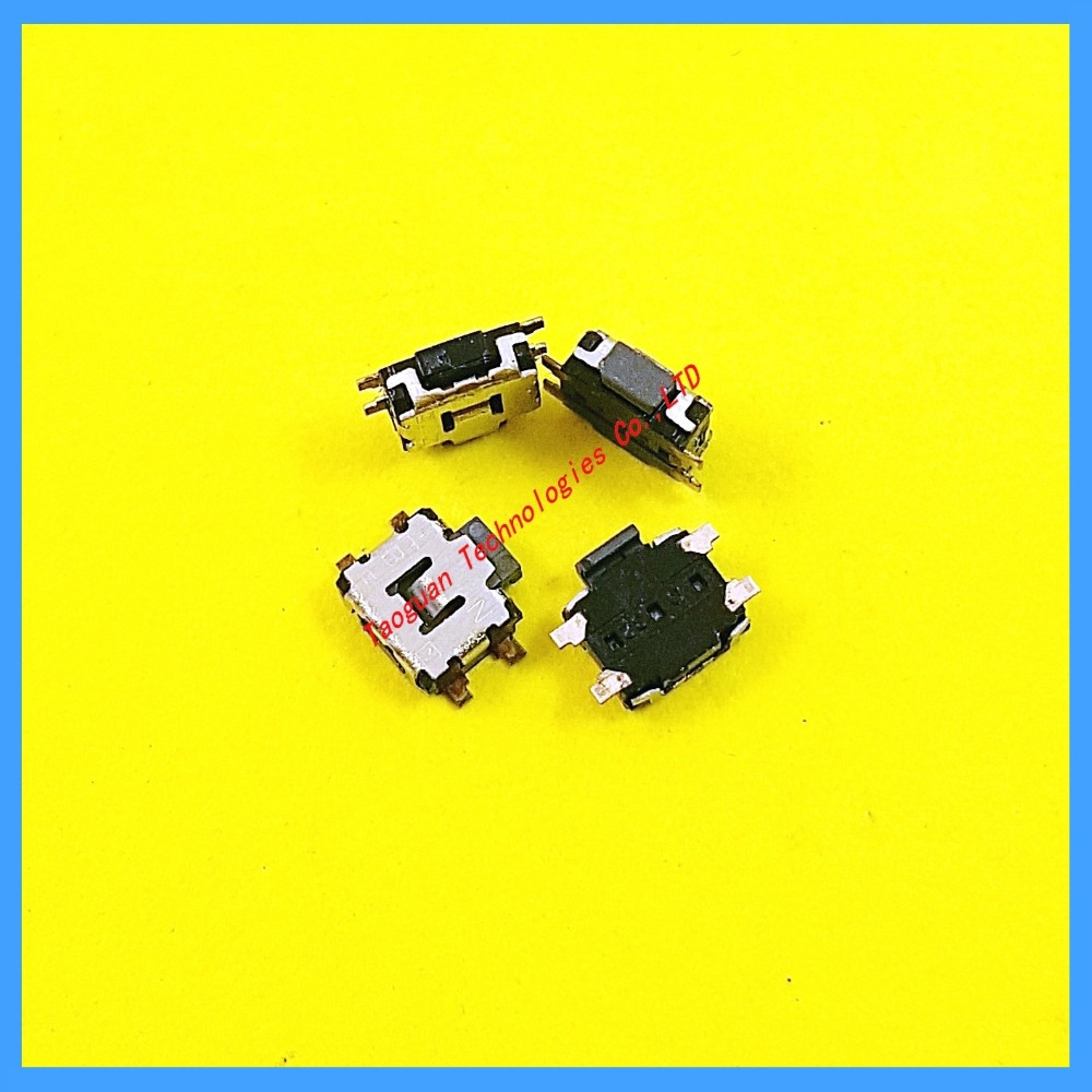10pcs/lot New original Power Volume Switch Key Button Connector repair replacement for Nokia N82 515 C6-00 905 N930 8800 6288(China (Mainland))