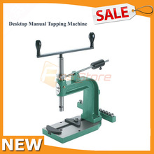 Desktop Hand Tapping Machine Cast Iron Tap and Dies New Precision Manual Tapper Tapping Equipment(China)