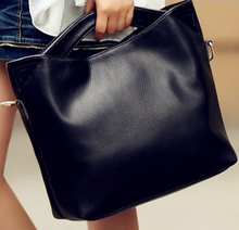 Bag again new hot popular best seller women handbag lady large tote female big simple shoulder bags