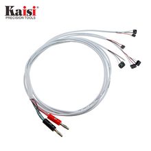 Kaisi Test Wire Repair Tools Original DC Power Supply Phone Current Test Cable for Apple iPhone 7 7 Plus 6 6plus 5S 5C 5 4S(China)