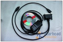 5pcs USB-SC09 Programming Cable for Mitsubishi MELSEC PLC SC-09 SC09 USB, FX&A full FX or A Series Support win7(China)