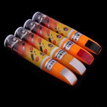 1PC NEW 4 Colors Fix It Pro Car Auto Smart Coat Paint Scratch Repair Remover Touch Up Pen Black(China)