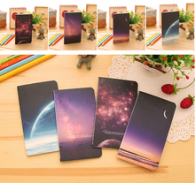 1pcs Space Star Notebook School Office Supplies Diary Note Books For Kids Students Writing Pads