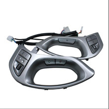 For Hyundai ix35  Steering Wheel Control Right And Left Buttons With Bluetooth Iphone  Line speed