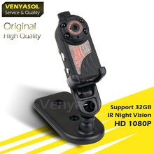 VENYASOL 1080P HD QQ6 Full 720P Spied Camera Mini DV DVR Camcorder IR Night Vision Motion Detect Espia Sport Cam