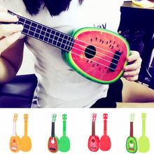 Children Musical Guitar Ukulele Instrument Toy Kids Educational Gift Cute Fruit Toys For Children Music Instruments For Kids