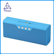 Thinyou Wireless Bluetooth Speaker Portable FM Radio Speakers Portable Audio MP3 Player With Power Bank For Phone Laptop(China)
