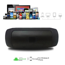 Fashion Portable Wireless Bluetooth 4.0 Player Audio Subwoofer Outdoor Sports Mini Card Small Speaker CHarge2+II HIFI