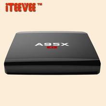 [iTEEVEE] A95X R1 Rockchip RK3229 Quad-core Android 5.1 1GB 8GB Smart TV Box HD 2.0 4Kx2K HD 2.4G Wifi Streaming Media Players(China)