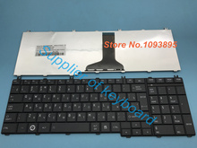 NEW Russian keyboard for Toshiba Satellite C650 C655 C655D C660 L650 L655 L670 L675 L750 L755 Black laptop Russian keyboard(China)