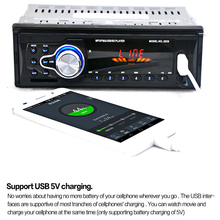 New 2038 Car Audio Stereo FM Radio 12V USB SD Stereo In Dash Auto Car Radio MP3 Player FM Aux Input Receiver USB SD with Remote