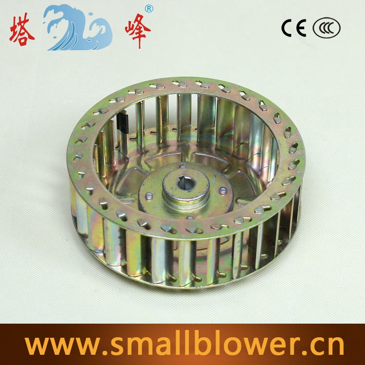 high speed 156mm diameter 47mm deep 11mm shaft iron steel blower fan blade Multivane impeller wheel <br>
