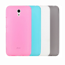 Factory Outlet Soft Case For Lenovo Zuk Z1 ZukZ1 Shell Cover TPU Protector Drop Helper Housing