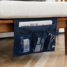 Creative Home Table Sofa Side Bedside Remote Storage Hanging Bags Magazine Sundries Container Organizer Storage Insert Case Bag
