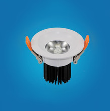HOT Sale!!! 16pcs/lot SMD5730 Dimmable LED Prevent mist tube light downlight, 10W LED ceiling lamps,DHL Free shipping(China)