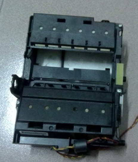 used Service station assembly for HP Business InkJet 2600 For HP DesignJet 110 120 130 Q1292-60206 C7790-60476<br>