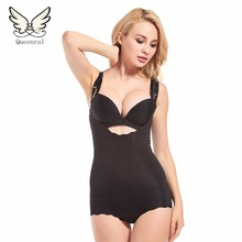 bodysuit Women Lingerie hot Shaper Slimming Building Underwear butt lifter Ladies Shapewear Slimming Suits Pants Body Shaping(China)