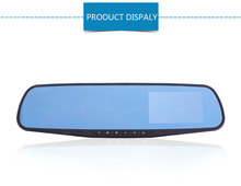 ENKLOV New Generation Surveillance Rearview Mirror Various National Language Drives Video Recorder Car 4.0-inch HD USB Interface(China)