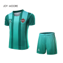 Custom Sport football jerseys fashional high quality soccer uniforms soccer jersey manufacturer(China)
