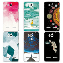 "Couple Phone Case  For Huawei Honor 2 U9508 U8950D Ascend G600 4.5"", Universe Planet Astronauts Design Coque For Huawei U9508"