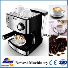 1.6L Capacity Semi-Automatic Coffee Maker,5 Cups Coffee Machine 850w, Espresso Cappuccino Coffee Maker Machine NT-MD2007