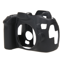 Hot Camera Case Soft Silicone Case Rubber Camera Tas Case Skin Cover For Canon EOS 70D DSLR Digitale Camera
