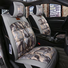New Car Seat Cover,Universal Seat Cushion,Advanced Plush,Car pad,Sport Car Styling,Car-Styling For Sedan SUV