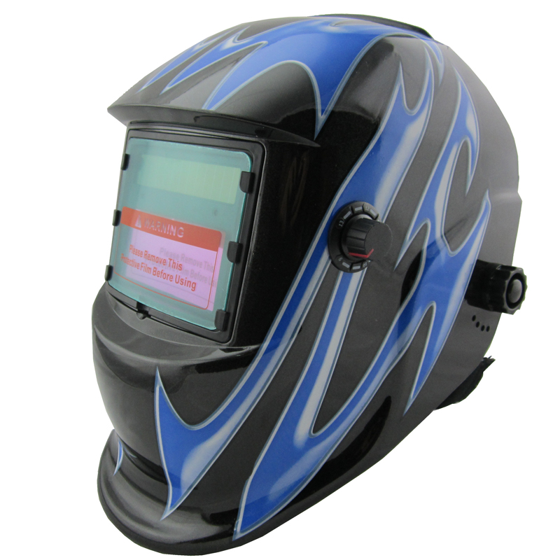 Cheap  LI battery +Solar autonatic darkening/shading welding mask/goggles protect mask for TIG MMA MIG welding and plasma cutter<br><br>Aliexpress