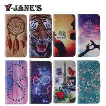 Buy Painted Style Leather Protector TPU Cover Case Wallet Card Slots Phone Case Samsung Galaxy S3 III mini i8190 Cases for $3.98 in AliExpress store