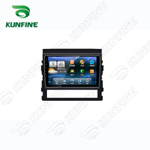 Quad Core 1024*600 Android 5.1 Car DVD GPS Navigation Player Car Stereo for Toyota Land Cruiser 2016 Deckless Bluetooth Wifi/3G(China)