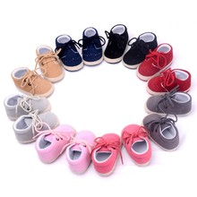 Tide Section PU Soft Scrub Baby Soft Base Toddler Baby shoes Kids Newborn Prewalker Boy Girl Toddler Shoes for 0-18M Kids(China)
