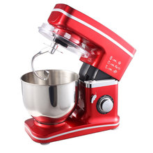 5.5 Liters Kitchen Electric stand food mixer, Planetary cooking mixer, Egg beater,Dough mixer machine Commercial use o Home use(China)