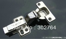 45PCS concealed hydraulic furniture ,cabinet hinge,clip on ,3d fast transfer(+/-2mm) inset(China)