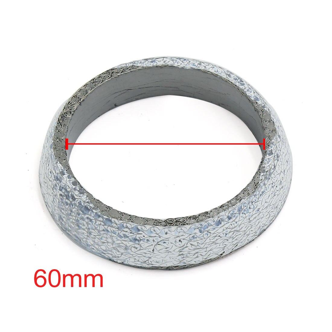60mm HEADER//MANIFOLD//DOWNPIPE EXHAUST FLANGE WELD-ON GRAPHITE DONUT GASKET