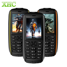 Russian Keyboard VKworld Stone V3 Max Elder Phone 5300mAh Battery IP68 Waterproof 2.4 inch LED Flashlight OTG Dual SIM Cellphone
