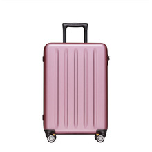 20 22 24 26 28in Hardside Zipper Rolling Luggage Suitcase Checked Luggage PC Luggage Travel Trolley Suitcase Wheels LGX18(China)