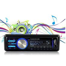 Auto  Bluetooth Car Stereo Audio In-Dash FM Aux Input Receiver SD USB MP3 Radio Dec20