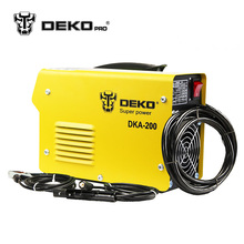 DEKOPRO DKA-120 800W 120A 21S IP AC Arc Electric Welding Machine MMA Welder for Welding Working and Electric Working(China)