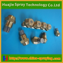 Waste oil burner nozzle siphon air atomizing nozzle Mistking air atomizer spray nozzle(China)