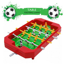 Table football game Desktop Foosball board Tabletop Soccer toy Learning & Educational Christmas Gift for Family and Children