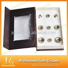Hot selling diamond microdermabrasion hand piece / tips / wands for dermabrasion device(China)