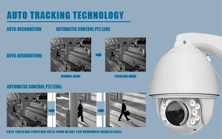 auto tracking