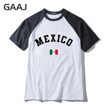 Mexico Flag Man & Women Unisex T-Shirt Casual Brand Clothing Print Letter United Mexican States O Neck T Shirt Men Man Funny Top