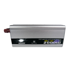 2000w doxin brand  dc 24v to ac 220v 50hz  car power inverter converter modified sine  wave  with USB port car chager