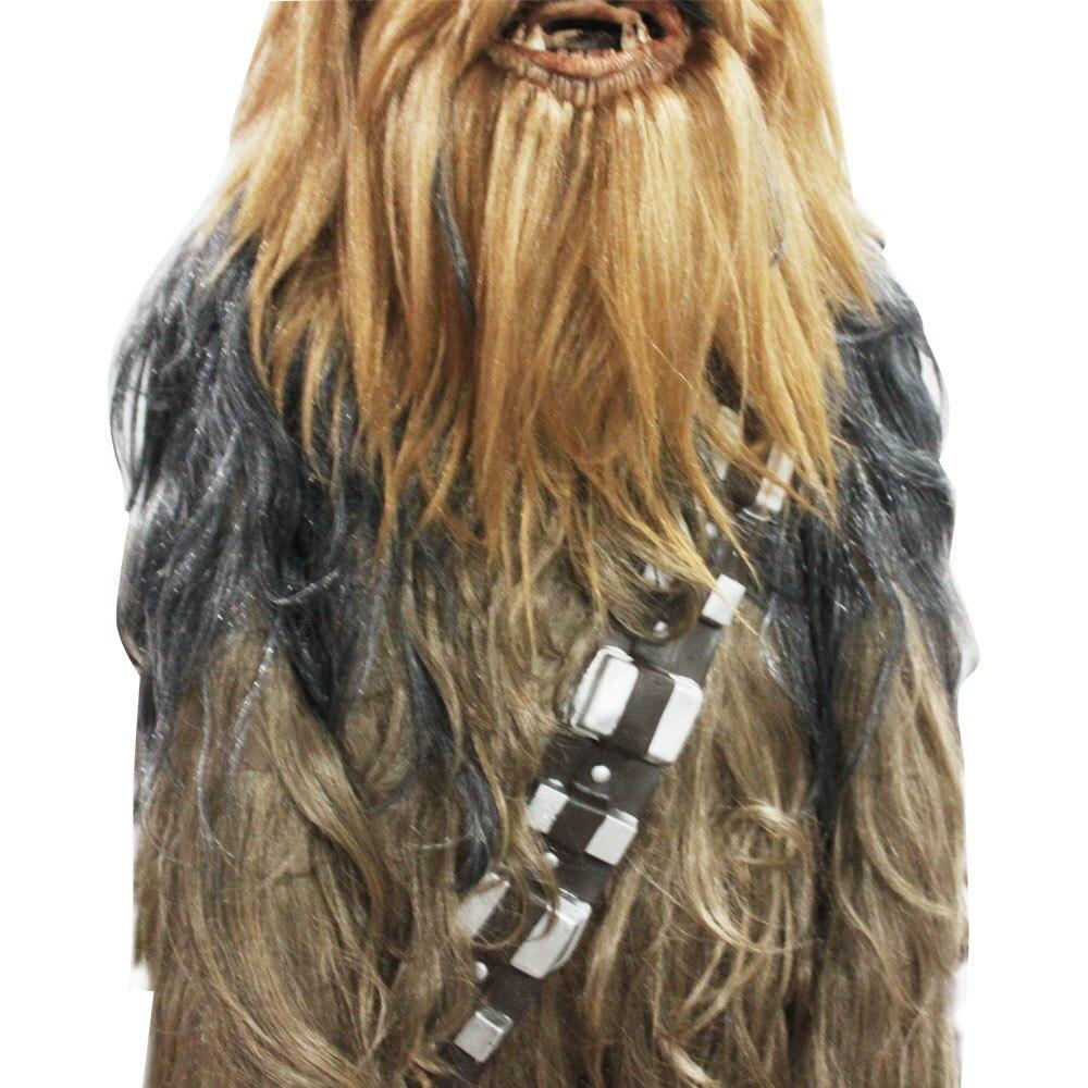 Star Wars Costumes 7 Series Cosplay Chewbacca Halloween Suit Costume Halloween Party Prop (5)