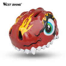 Kids Bicycle Cycling Helmets MTB Road Bike Ultralight EPS+PC Children Cartoon Safety Bike Helmet Skating Ciclismo Bicycle Helmet(China)