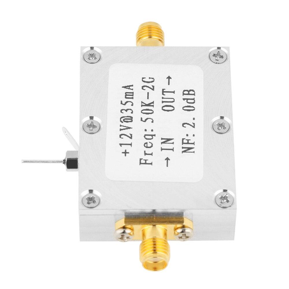 RF Amplifier Signal Receiver (2)
