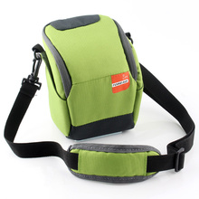 Green Camera Case Bag for Fujifilm Finepix F660EXR F770EXR F600EXR F550EXR F800EXR S2000HD S1800 S2500HD S1500