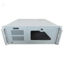 Industrial Chassis  4U DVR Equipment thickening computer server case instrument